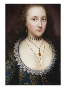 Cornelius Jonson, Lady Mary Talbot Countess of Pembroke. ?Private Collection