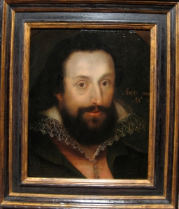 Gheeraerts portrait