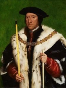 Hans Holbein Thomas Howard, third Duke of Norfolk (1473-1554) Royal Collection Trust/© Her Majesty Queen Elizabeth II 2014