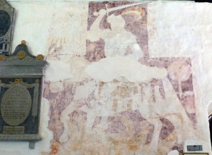 ODP-Day-4-Image-10-Wall-painting-of-St-George-in-St-Cadocs-Church-LlangattockLingoed-