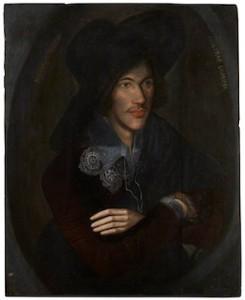 NPG 6790; John Donne by Unknown English artist
