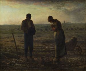 JEAN-FRANÇOIS_MILLET_-_El_Ángelus_(Museo_de_Orsay,_1857-1859._Óleo_sobre_lienzo,_55.5_x_66_cm)
