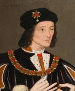 RM King Richard III ACAR unframed