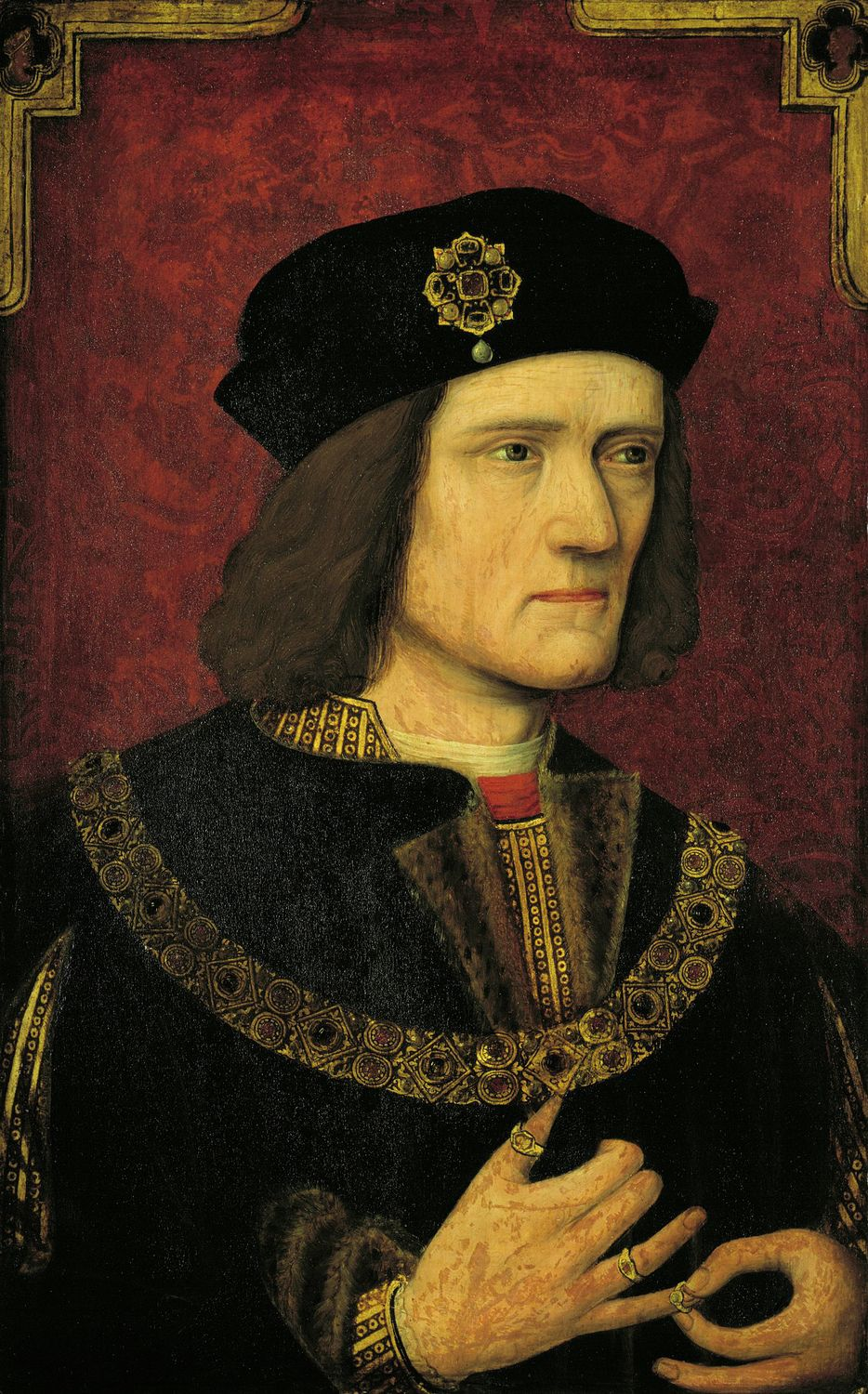 a late tudor portrait of king richard iii restored and