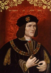 NPG 148; King Richard III by Unknown artist