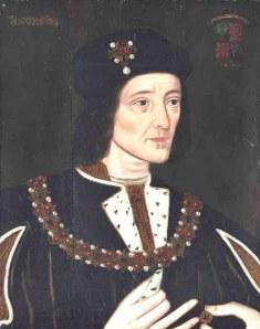RM King Richard III BCAR