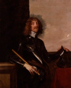NPG L202; Sir Edmund Verney by Sir Anthony Van Dyck