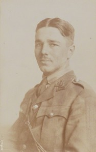 NPG P515; Wilfred Owen by John Gunston