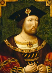 NPG 4690; King Henry VIII by Unknown artist