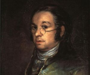 Francisco-Goya-Self-portrait