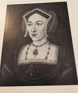 Nidd Hall Anne Boleyn