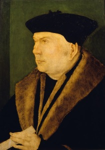 Thomas Cromwell, Earl of Essex (c.1485-1540) by German School