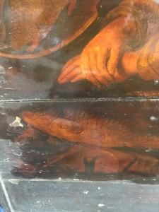 Aertsen detail fish