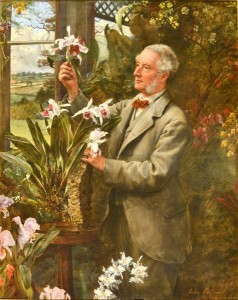 Edward Cox by John Collier 1878