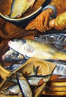 Fish detail Strasbourg