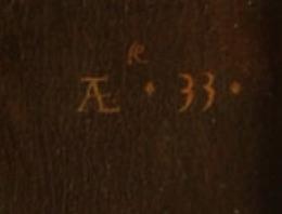 Peake calligraphy 2