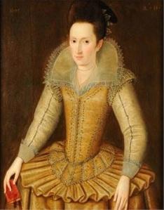 Portrait of Lady Parker