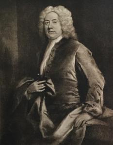 John Russell's portrait