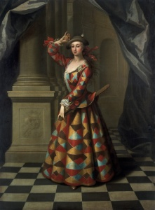 John_Ellys_Hester_Booth_as_a_female_Harlequin_VA