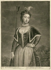 by John Tinney, published by John Bowles, after John Ellys, mezzotint, 1728 or after