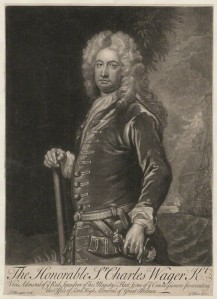 by George White, after John Ellys, mezzotint, (1726)