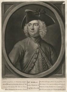 by John Faber Jr, after John Ellys, mezzotint, 1728