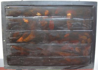 Sheffield Fish stall