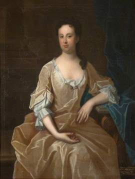 Seeman the younger, Enoch, c.1694-1745; Julia Conyers (d.1722), Lady Blackett
