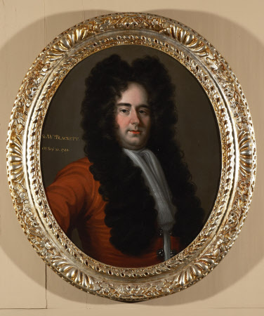 Sir William Blackett, 1st Bt (c.1657-d.1705) by British (English) School
