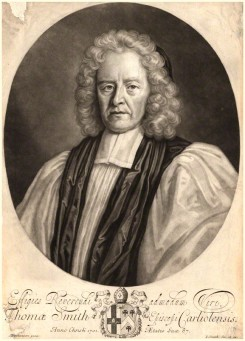 NPG D9153; Thomas Smith by and published by John Smith, after  Timothy Stephenson