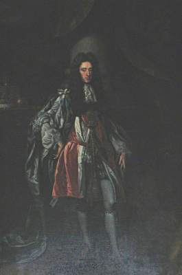 Claret, Wolfgang William, d.1706; William III (1650-1702)