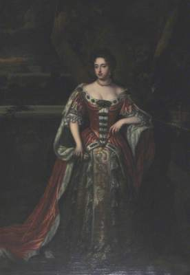 Claret, Wolfgang William, d.1706; Mary II (1662-1694)