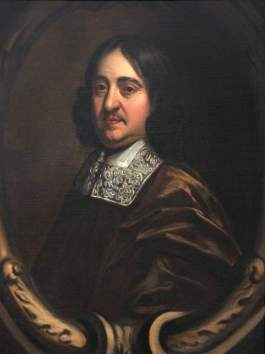 Claret, Wolfgang William, d.1706; John Egerton (1623-1686), 2nd Earl of Bridgwater