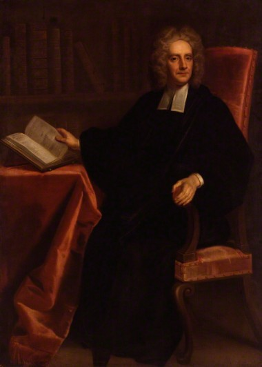 NPG 266; Samuel Clarke by Unknown artist