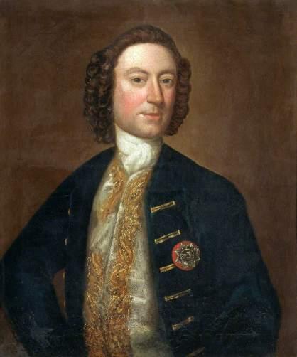Taylor, Robert, 1714-1788; Mansel Langdon (d.1759), Sea Sergeant