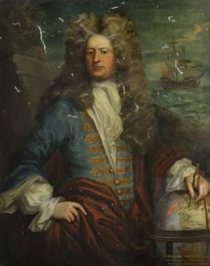Dahl I, Michael, 1656/1659-1743; William Wright (1656-1735)
