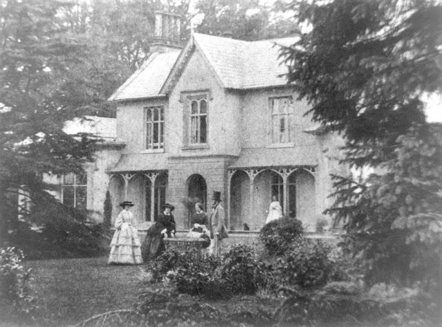 Ingon Grange, Snitterfield 1 1860s
