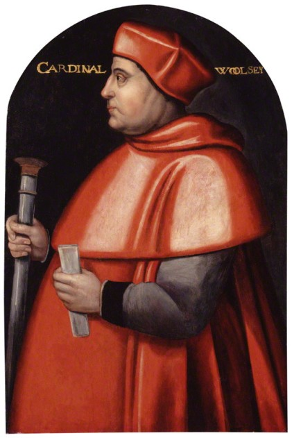 NPG 32; Thomas Wolsey by Unknown artist