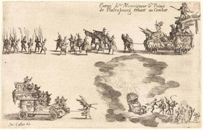 jacques-callot-entry-of-the-prince-of-pfaltzbourg-1627