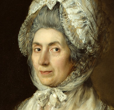 RCM Gainsborough Sarah Dupont (AIC) detail
