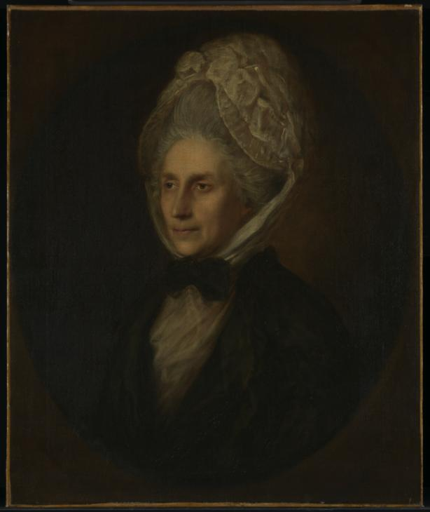 Mrs Susanna Gardiner c.1780-5 by Thomas Gainsborough 1727-1788