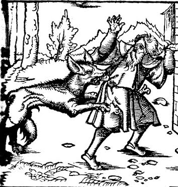 werewolf-engraving-16th-century